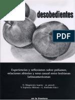 Desobedientes  2009