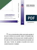 Gsk980tdb User Manual 20090901