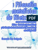 La Filosofía Metafísica de Nietzsche