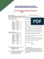 Reglamento Del Torneo 2014 (1)(2)