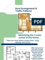 141 furniture arrangement and traffic patterns