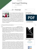 Zizek in Wall Street - Transcript_1_5