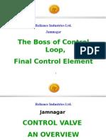 Control Valve Presentation