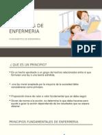 Principios de Enfermeria