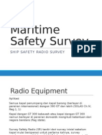 Safety Radiocommunication