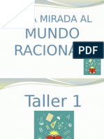 Taller 1 FRACCIONES. GRM Para Docentes Rurales