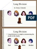 long division steps chapter 11