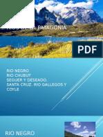 Ríos de La Patagonia