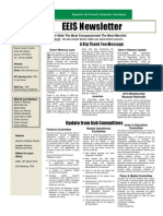 Newsletter Issue 1 March Final)