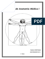 Apostila de Anatomia Médica I - SEGUNDA EDIÇÃO