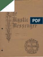 The Mystic Messenger, December 1942