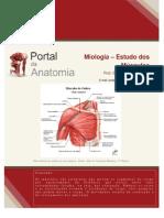 Miologia Estudo dos msculos