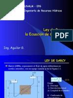 Clase2(Ley de Darcy)