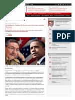 Cuba-Estados Unidos_ El Bloqueo Tiene Las Horas Contadas (II y Final) _ Cubadebate
