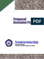 Proposal Asesmen Industri