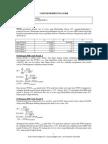 Contoh Perhitungan IRR dengan Ms Excel