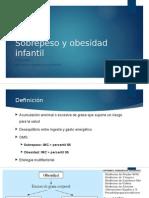 Sobrepeso - Obesidad en pediatría (CRED)