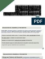 Evaluación del desarrollo psicomotor