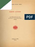Feliu Cruz Guillermo - Martin Gusinde