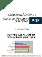 Construção Civil Aula 3
