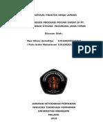 Proposal PKL Pocari