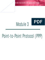 3. Point-To-Point Protocol PPP VD