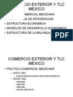 Comercio Exterios Mexicano