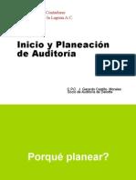 Inicio y Planeaciã_n de Auditorã-A
