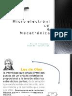 Trabajo de Micro Eléctronica y Mecatrónica