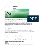 Belajar Naive Bayes
