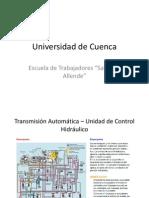 Trans. Automatica Comp, Sistema Hidraulico