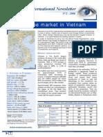 The Shoe Market in Vietnam