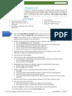 EX2013 IndependentProject 2 4 Instructions