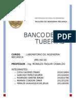 Lab 02 Banco de Tuberías