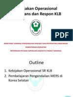 Kebijakan SR KLB_180815