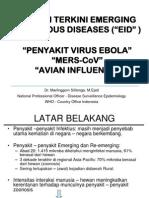 WHO Update on EID.marlinggom. 19 AGUST 2015