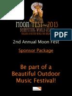 Moonfest Sponsor Package V2