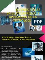 Etica y Tecnología