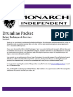 Monarch Packet - Snare