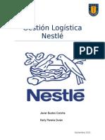Trabajo Gestión Logística Nestlé