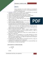 Informe de Consolidacion - Moro