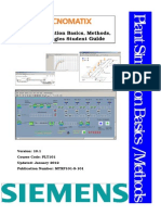 Tecnomatix Plant Simulation Basics, Methods, And Strategies Student Guide - 2012