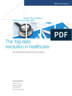 The Big Data Revolution in Healthcare