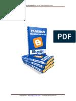 Panduan Membuat Blog Di Blogspot