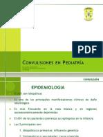 Convulsiones en Pediatría 2012