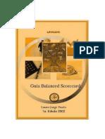 GUIA Balance Scorecard