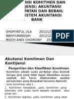 Akuntansi Komitmen Dan Kontijensi