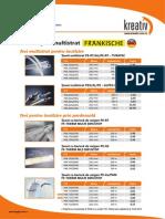 88-Frankische Tevi - Lista de Pret 2014