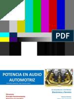 Potencia en Audio Automotriz_septiembre 2014_material Trabajo
