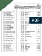 Balance de Comprobación en Excel - Hoja de Trabajo